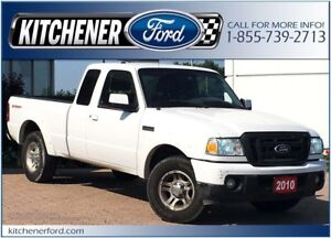 2010 Ford Ranger Sport 5 SPEED MANUAL! EXT CAB/TOW HITCH/LINE...