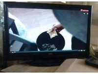 """BUSH LCD22880F 1080P Ful HD 22"""" digital LCD TV"""