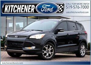 2014 Ford Escape Titanium TITANIUM/LEATHER/4WD/2.0L/BACKUP CA...