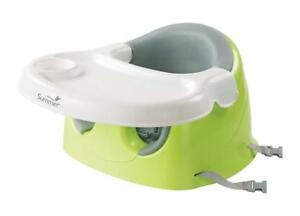 Summer Infant Support Me 3-in-1 Positioner Feeding Seat and Booster, Multicolor