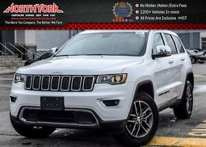 2017 Jeep Grand Cherokee New Car Limited 4x4 Leather Sunroof Bac