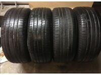 4x Pirelli Scorpian All Season Tyres
