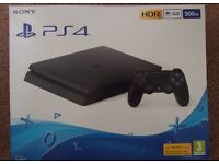 PS4 500GB with Destany 2 - Boxed & Never Used!