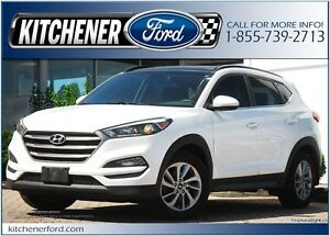 2016 Hyundai Tucson AWD/LEATHER/NAVI/PANO ROOF/CAMERA/WARRANTY