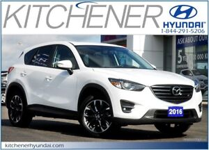 2016 Mazda CX-5 GT GT // AWD // LEATHER // NAVI //