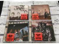 The Jam 7 CDs