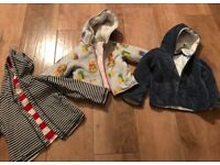Bundle of Baby Boy Clothes Used + New - Age 3-9 months