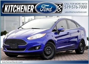 2014 Ford Fiesta Titanium TITANIUM/HEATED SEATS & MIRRORS/PWR...