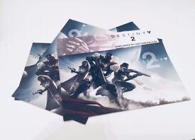 Destiny 2 Emblem Codes