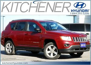 2012 Jeep Compass NORTH // 4WD // AUTO // AC // POWER GROUP //