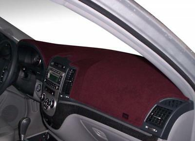Dodge Intrepid 1998-2004 w/ Alarm Carpet Dash Cover Mat Maroon