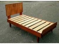 Single bed, mid century - free local delivery