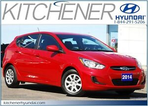 2014 Hyundai Accent GL HATCH // MANUAL // AC // POWER GROUP //