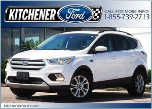 2017 Ford Escape SE 4WD/LEATHER/NAVI/PANO ROOF/ONLY 22k KM'S