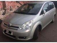 2006 Toyota Corolla Verso T3 D4D Manual Spares And Repairs