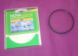 For just £9 protect your expensive DSLR lens - unused Hoya 67mm UV(C) Digital Screw-in Filter