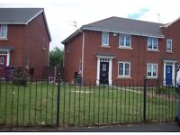 8 Florence Street, Walton, L4 4JS 3 bed new build house with front and rear garden £600 per month