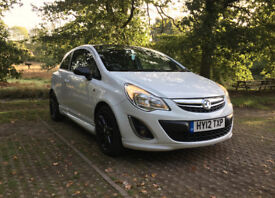 Vauxhall Corsa 1.2 i 16v Limited Edition 3dr - Excellent Condition
