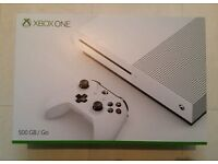 Xbox One S 500GB Brand New Sealed
