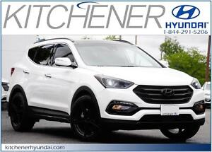 2017 Hyundai Santa Fe ULTIMATE AWD // NEW VEHICLE NO FREIGHT & N