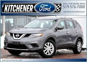 2015 Nissan Rogue S/FWD/SIRIUS/PWR GROUP/CAMERA