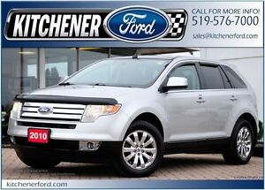 2010 Ford Edge Limited AWD/LEATHER/PANO ROOF/HTD SEATS & MIRO...