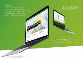 Expert web design & development - ecommerce // SEO // marketing // websites & e-commerce designer