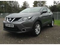 SIMPLY AWESOME NISSAN QASHQAI 64 PLATE AUTOMATIC DIESEL IMMACULATE CAR LOADED WITH EXTRAS.