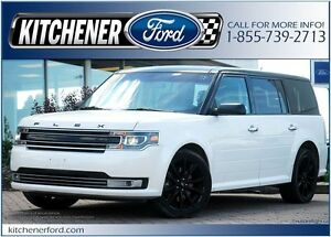 2017 Ford Flex AWD/NAVI/PANO ROOF/PWR GROUP/ONLY 16k KM'S!!