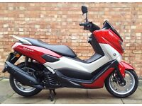 Yamaha NMAX 125 ABS, Immaculate condition with ONLY 85 miles