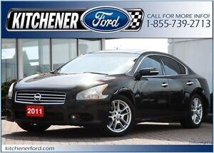 2011 Nissan Maxima SV PANO ROOF/CAMERA/HTD&CLD SEATS/PWR GROUP