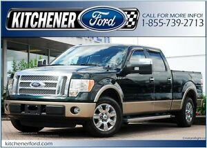 2012 Ford F-150 Lariat LARIAT/MINT!/ONLY 53K/HEAT&COOL LEATHE...