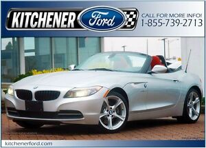 2012 BMW Z4 sDrive28i sDrive28i/RETRACT HARDTOP/LEATHER/6 SPD...