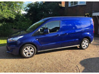 Ford Transit Connect 1.6 TDCi Limited Panel Van Alloy Wheels