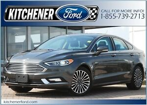2017 Ford Fusion SE SE/TECH PKG/NAVI/ROOF/HTD SEATS/PWR GROUP