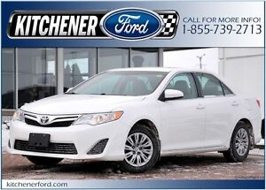 2012 Toyota Camry LOW MILEAGE! ONLY 42K KM'S/HTD MIRRORS/PWR...