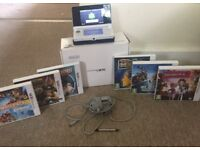 Nintendo 3ds with 7 games
