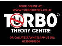 TURBO THEORY CRASH COURSE/WEEKEND COURSE/3 DAY COURSE GUARANTEE PASS!!