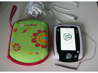 LEAPPAD 2 LEARNING TABLET WITH CASE & DISNEY'S BRAVE GAME