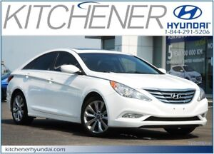 2013 Hyundai Sonata LIMITED // LEATHER // SUNROOF //ALLOYS //