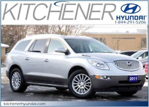 2011 Buick Enclave CXL CXL // AWD // LEATHER // 7 PASSENGER /...