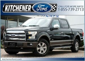 2016 Ford F-150 4WD/PANO ROOF/TOW PKG/CAMERA/NAVI AND MORE!!