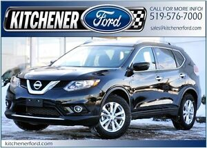 2016 Nissan Rogue /FWD/CAMERA/SIRIUS/PWR GROUP