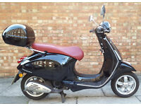 Piaggio VESPA PRIMAVERA 50 2T, Superb condition
