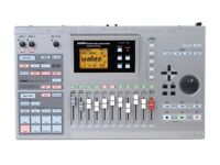 Zoom MRS 1044, 10 Track, multitrack recorder with fully drum machine & bass generator.