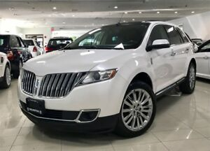2011 Lincoln MKX 1 OWNER|BLIND SPOT|CAMERA|NAVI|PANOROOF|NEW BRE