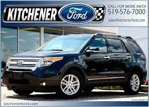 2014 Ford Explorer XLT XLT/LEATHER/NAVI/REAR CAMERA/FACTORY W...