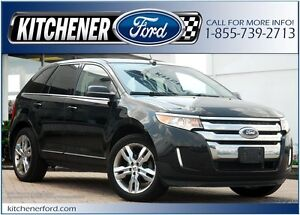2011 Ford Edge Limited Limited/AWD/LEATHER/TOW PKG/CAMERA/NAV...