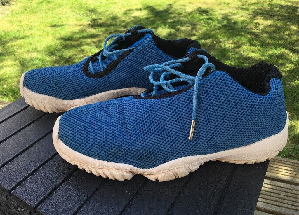 b9121592a809de Nike Air Jordan Future Low Photo Blue UK Size 9