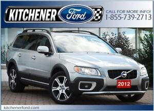 2012 Volvo XC70 AWD/TURBO/LEATHER/HTD SEATS/ONLY 108K KM'S